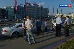 18-летнего парня задержали на 48 часов за стрельбу в центре Москвы