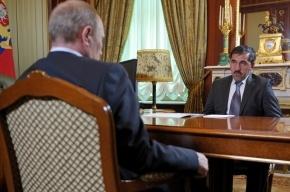 Путин назвал кандидатов в главы Ингушетии и Дагестана