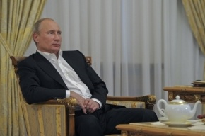 Левада-центр выяснил, что россияне разочаровались в Путине