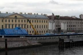 На строительство нового выхода из метро «Спортивная» потратят еще 550 млн рублей