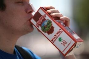 У Роспотребнадзора появились претензии к молоку из Белоруссии