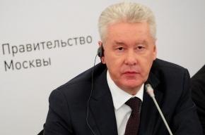 Собянин по радио спел песню про выборы мэра
