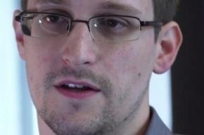 Сноуден определился с местом проживания в России