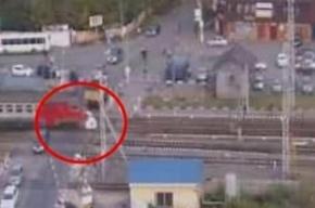 Дежурного по переезду в Щербинке в Москве уволят из-за ДТП