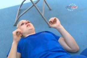 Полька сломала нос украинке на ЧМ по легкой атлетике в Москве