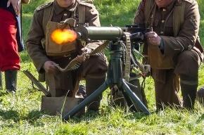 У члена военно-поискового отряда изъяли арсенал оружия