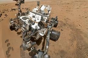 Сuriosity снял кольцеобразное солнечное затмение на Марсе