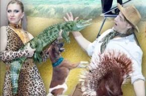 В Екатеринбурге крокодил сбежал из цирка и скрылся в реке Исеть