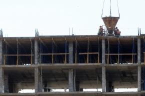 Жилые комплексы на Васильевском острове строят незаконно