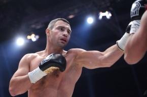 Виталий Кличко из-за травмы не выйдет на ринг до 2014 года