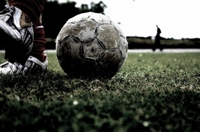 Футбольные фанаты устроили побоище на матче чемпионата Ленобласти