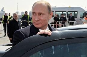 Путин открыл ЗСД и остановил кортеж, чтобы поздравить десантников