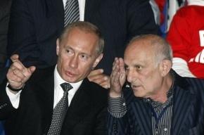 Путина ждут на прощании с его первым тренером по дзюдо