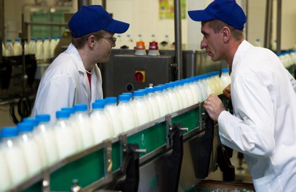 Сырое молоко в России за год подорожало на 25 процентов