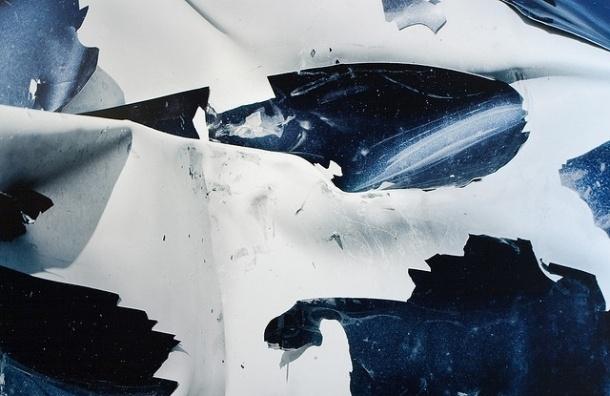 В Петербурге столкнулись сразу четыре автомобиля