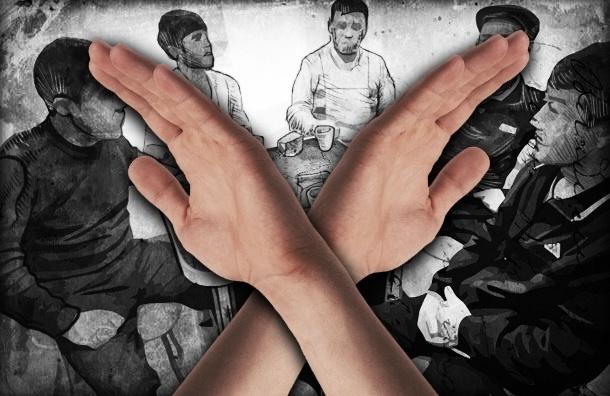 Ситуация с мигрантами вышла из-под контроля, цивилизованными методами ее не решить
