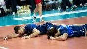 Россия - Италия в финале чемпионата Европы 2013 года по волейболу: Фоторепортаж