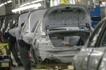 Работа завода Nissan в Петербурге: Фоторепортаж