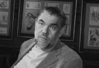 Фоторепортаж: «Скончался российский художник Сергей Горяев»