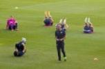 Лига Чемпионов, Зенит на тренировке в Мадриде перед игрой с Атлетико 18 сентября 2013 года: Фоторепортаж