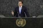 Фоторепортаж: «Речь Саакашвили, 68-я сессия Генеральной ассамблеи ООН продолжается в Нью-Йорке»