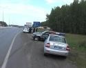Фоторепортаж: «В Тюмени наркоман украл BMW X5 и разбил на нем 10 машин»