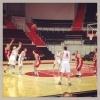 Фоторепортаж: «Матвиенко, Полтавченко и Мутко открыли баскетбольную «Арену»»