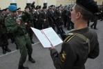 Линейка в Михайловской академии 1 сен 13: Фоторепортаж