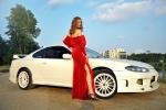 Фоторепортаж: «В Петербурге выберут самого красивого водителя»
