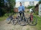 Велопрогулки в Купчино: Фоторепортаж