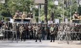 Военные Столкновения в Египте в сентябре 2013 : Фоторепортаж