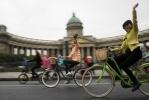 Велопарад в Дни Европы 2013 года в Петербурге: Фоторепортаж