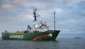 Arctic Sunrise, Гринпис: Фоторепортаж
