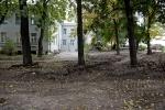 Цветник в Пушкине: Фоторепортаж