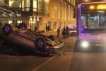 Фоторепортаж: «ДТП на Театральной площади 4 сентября 2013 года»