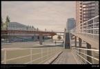 Надземные переходы на проспекте Славы: Фоторепортаж