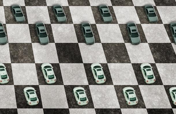 «Шашки» на дорогах — основное отличие российского водителя