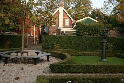 Домик Петра Первого в Заандаме, Голландия. Нидерланды: Фото