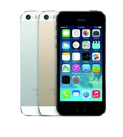 iPhone 5S: Фото