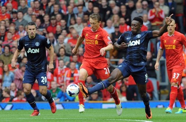 Ливерпуль - Манчестер Юнайтед, 1 сентября 2013: Фото
