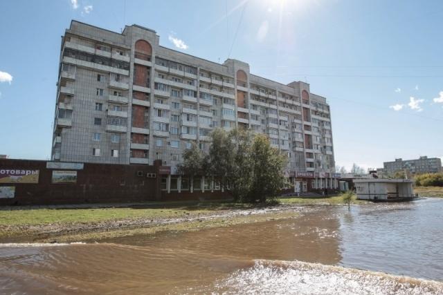 уровень воды у комсомольска-на-амуре на 18 сентября: Фото