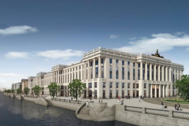 Проекты зданий судов, Евгений Герасимов и партнеры: Фото