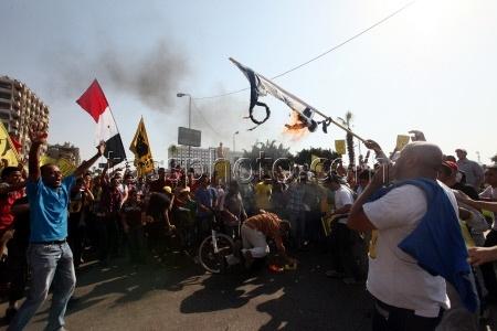 Военные Столкновения в Египте в сентябре 2013 : Фото