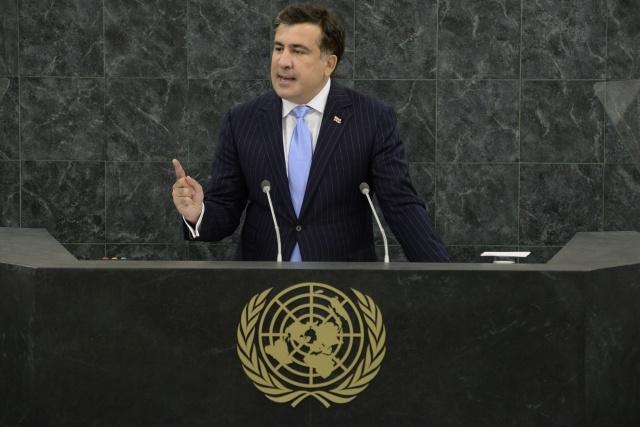 Речь Саакашвили, 68-я сессия Генеральной ассамблеи ООН продолжается в Нью-Йорке: Фото
