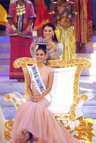 Мисс мира-2013 Меган Янг: Фото