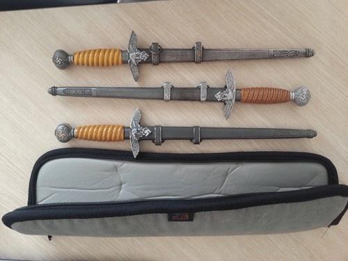 В «Пулково» задержали партию старинного оружия на 1 млн рублей: Фото