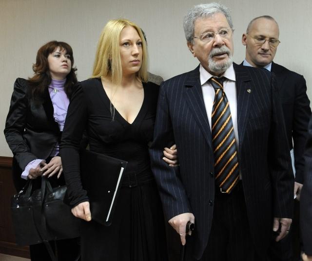 Экс-глава ювелирного холдинга «Алтын» Антонина Бабосюк: Фото