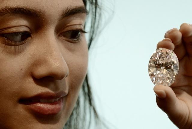 Самый крупный в мире бриллиант: Фото
