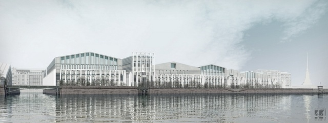Проекты зданий судов, Студия 44: Фото