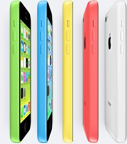 iPhone 5C: Фото